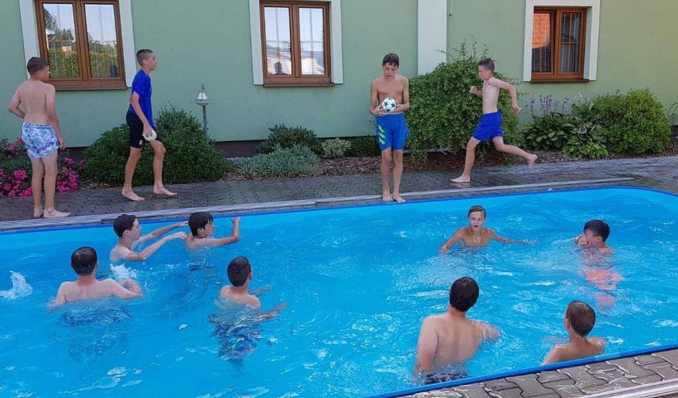 Letní turnaj PKFS v Mýtě u Rokycan: Jiskra Domažlice U15.