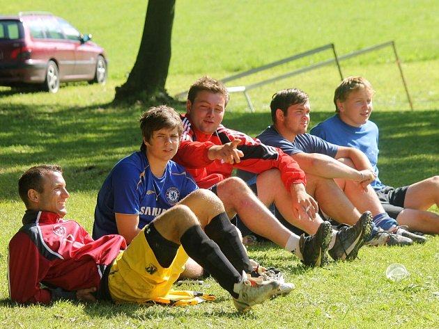 Turnaj v malé kopané Hora Cup 2012.