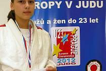 O sobotní úspěch Judo Clubu Domažlice se postarala Tereza Forstová.