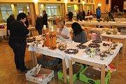 Prodejní vánoční výstavu navštívilo téměr 300 návštěvníků.