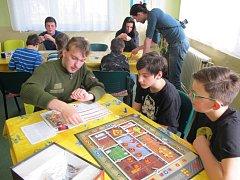 Výstava deskových her ve Kdyni.