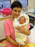 ELIŠKA Fišerová s maminkou.