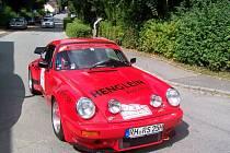 Z letošní Bayerwald-Rallye Classic
