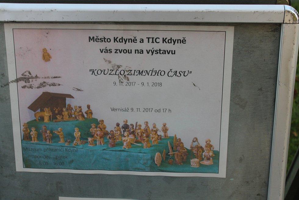 Výstava Kouzlo zimního času ve kdyňském Muzeu příhraničí potrvá až do 9. ledna 2018.