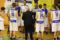 Basketbalisté A-týmu Jiskry Domažlice byli v semifinále play-off druhé ligy vyřazeni pražským klubem Wolves Radotín.