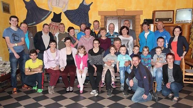Na výroční schůzi LK Tatran Chodov na Výhledech se hodnotila nedávno skončená sezona.