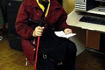 ANNA MORAVOVÁ. Její obavy, že ji přeřazení mezi starobní důchodce znevýhodní, se nepotvrdily.