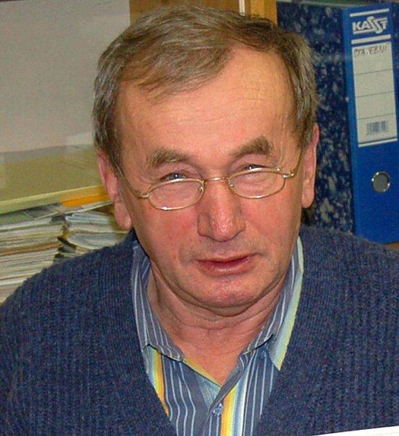 Václav Krásnický se obává, zda nenaletěli podvodnici.