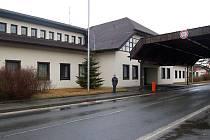 Hraniční přechod ve Všerubech se stal letos už třikrát terčem zlodějů.