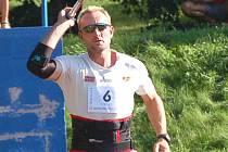 Tomáš Dvořák před třemi lety startoval na Chodské patnáctistovce. Foto: Karel Fait