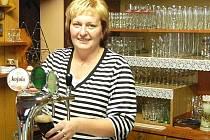 Jana Jarolinová nová provozovatelka restaurace v Hluboké.
