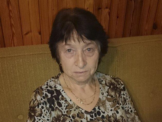 Růžena Steinbergerová.