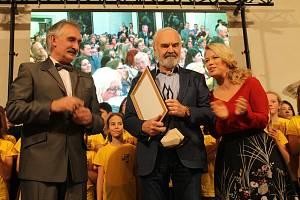 Slavnostní setkání se Zdeňkem Svěrákem a předání ocenění Zlaté rafičky.