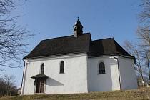 Kaple v Brůdku.