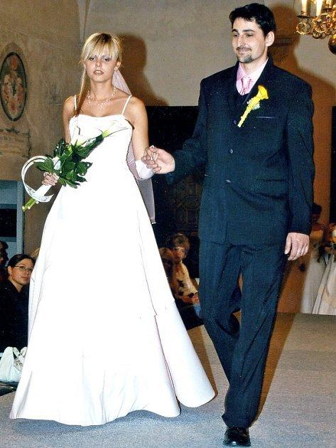 V Horšovském Týně budou k vidění moderní svatební šaty.