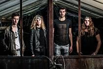 Rocková kapela The Drops se letos opět chystá do Kdyně