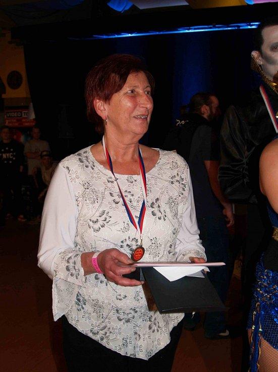 Marie Glötzerová může být zvláště letos na své tanečníky náramně pyšná.