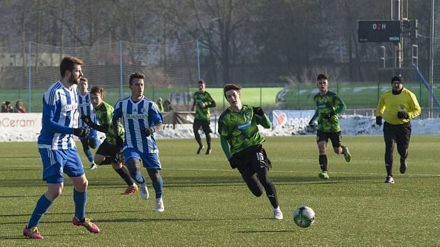 FC Viktoria Plzeň U19 - Jiskra Domažlice.