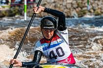 Markéta Hojdová je velkým talentem vodního slalomu.
