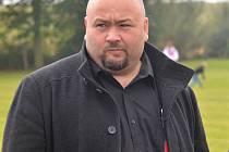 Trenér Martin Steinbrücker.