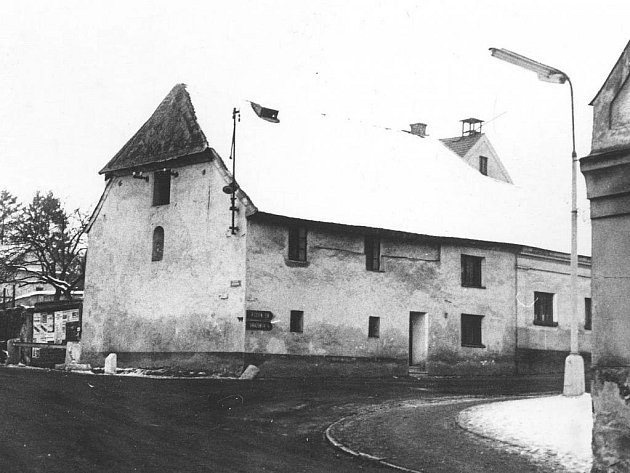 Ludvíkovic mlýn zvaný též Felixovic.