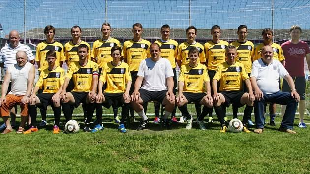 FC Dynamo Horšovský Týn A 2013/2014.