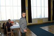 Klubová výstava jezevčíků v Holýšově.