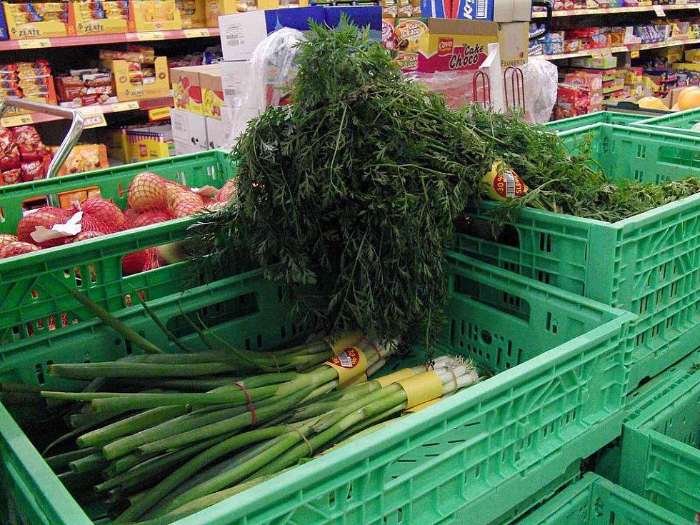 Není Penny jako Penny. V Domažlicích dali na tuto oschlou zeleninu slevu pouhých 30 %.