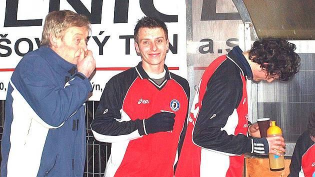 Jiskra Domažlice se utkala s Viktorií Plzeň U19.