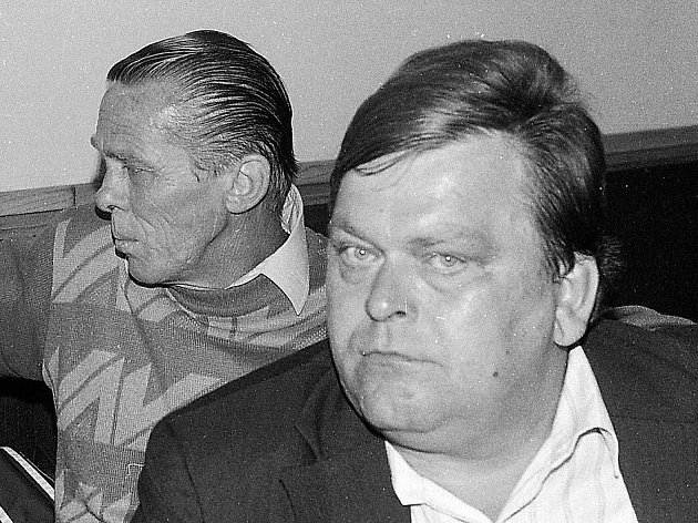 Jan Krba na archivním snímku.