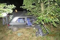 Nehoda u Nevolic.