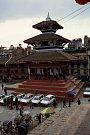 Z cest L. Lešického po Nepálu.