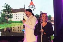 Z koncertu Magdy Malé a Bohuše Matuše.