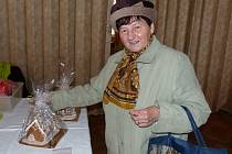 "PERNÍKOVÁ CHALOUPKA. ""Kupuji si ji každý rok,"" uvedla dlouholetá čtenářka Ludmila Štanglová."