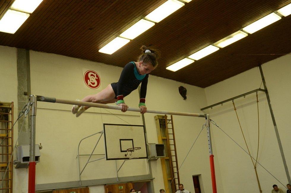 V Domažlicích konal již 24. ročník závodu ve sportovní gymnastice žen O cenu Chodska.