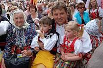Setkání rodáků v Draženově.