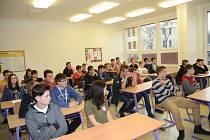 Oslavy 80. výročí od otevření učňovské školy.