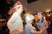 Karneval Na Divokém západě pořádala PS Mír Domažlice.