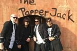 The Papper Jack zahrají v sobotu v Chrastavicích.
