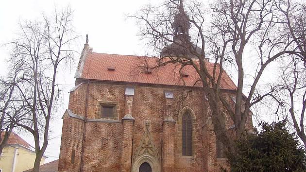 Čečovický kostel