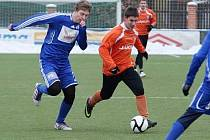 Slavoj Vyšehrad - Arsenal Česká Lípa 2:2.