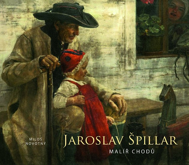 Nová kniha mapuje dílo Jaroslava Špillara.