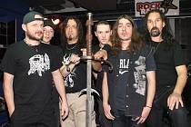 V domažlickém klubu Death Magnetic se křtilo debutové CD kdyňské kapely Abyss.