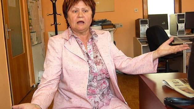 Marta Paulová přišla do redakce, aby upozornila na to, co se jí přihodilo.