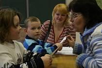 Žáci z poběžovické základní školy mají ke svým německé sousedům blízko.