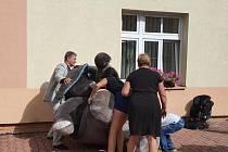 Slona získalo Komunitní centrum od Dětského domova Staňkov.