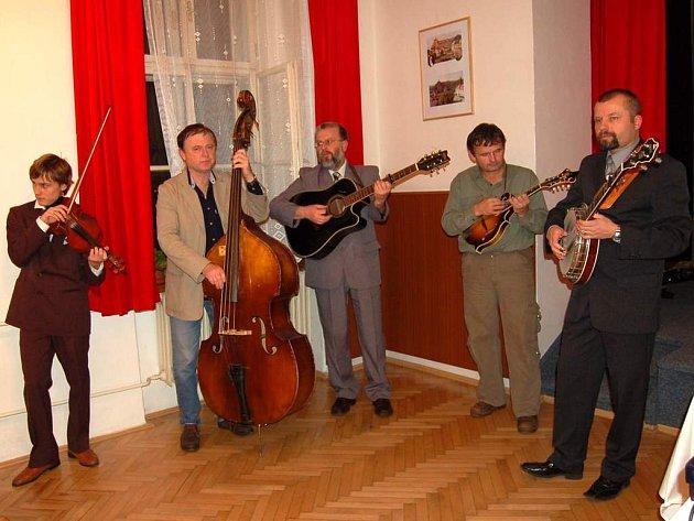 Vysoká tráva, bluergrassová kapela z Horšovského Týna.