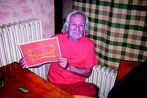 Lubomíra Kuklu našel pošťák Ondra z pořadu Pošta pro tebe v Domažlicích.