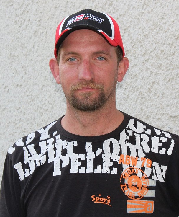 Šéf Motorsport klubu AMK Domažlice Jiří Stieber.