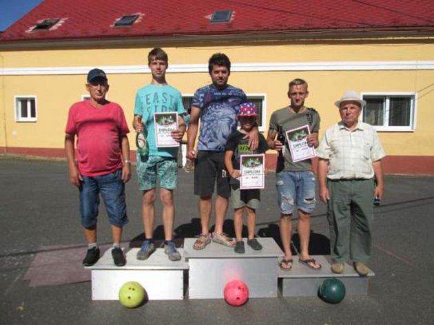 Jedenáctý ročník bowlingového turnaje do kopce.